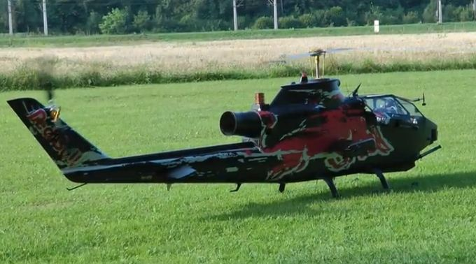 large RC Helicopters