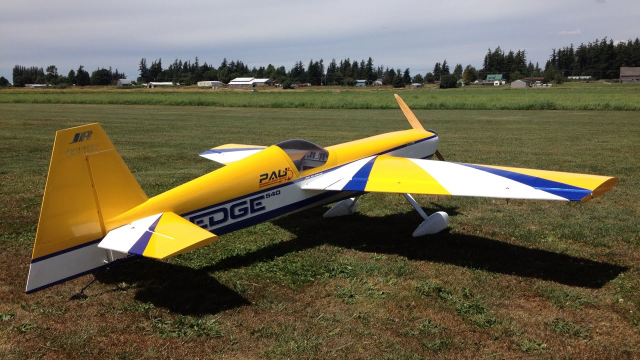 large scale RC planes
